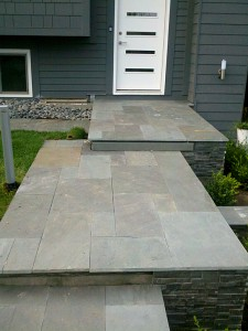 Full Color Natural Cleft Bluestone